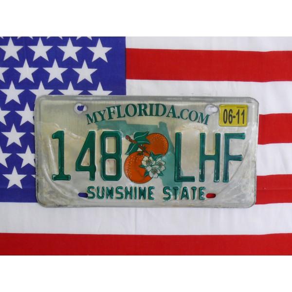 Americká spz Florida 148lhf