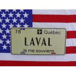 Kanadská značka Laval Quebec