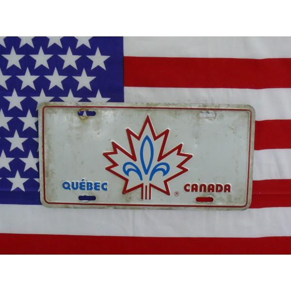 Kanadská značka Quebec
