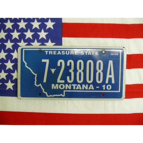 Americká spz Montana 7 23808a