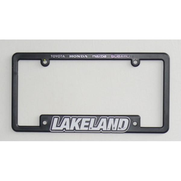 Rámeček na SPZ Lakeland