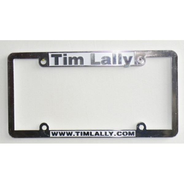 Rámeček na SPZ TIM LALLY