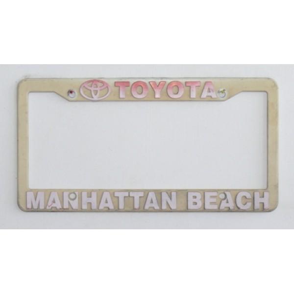 Rámeček na SPZ TOYOTA MANHATTAN BEACH