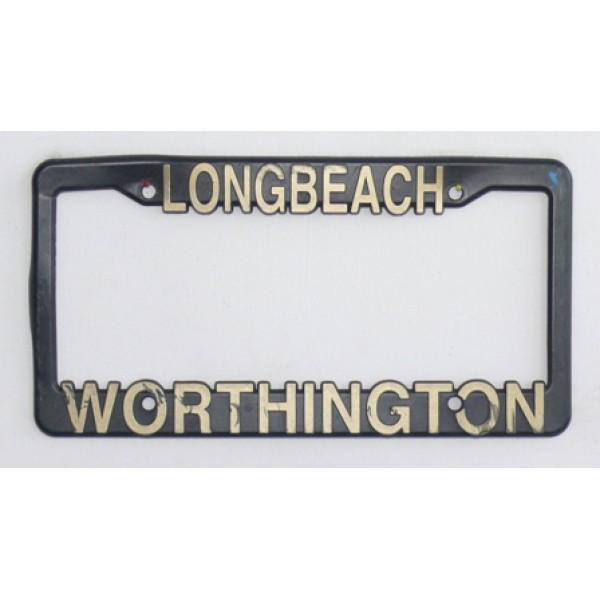 Rámeček na SPZ LONGBEACH WORTHINGTON