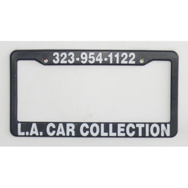 Rámeček na SPZ L.A.CAR COLLECTION