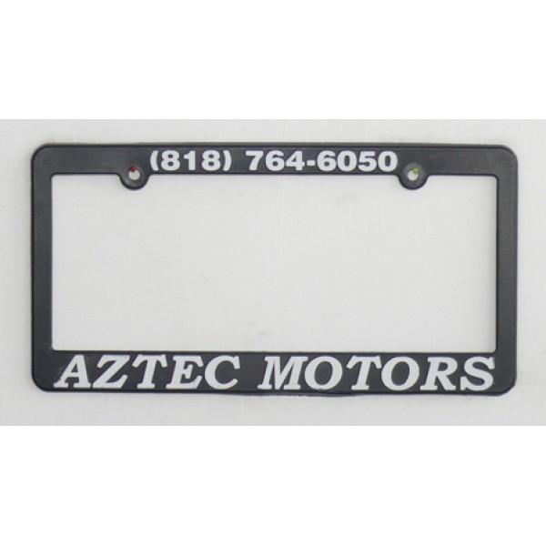 Rámeček na SPZ AZTEC MOTORS