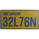 Americká Filmová SPZ Nevada