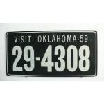 Americká Filmová SPZ Oklahoma