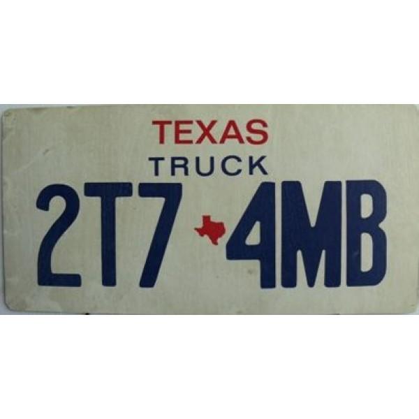 Americká Filmová SPZ Texas