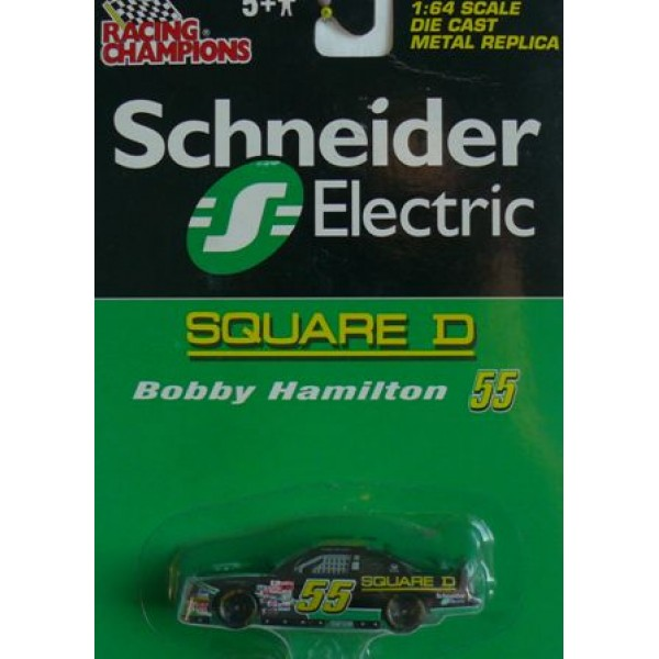 SQUARE D model autíčka