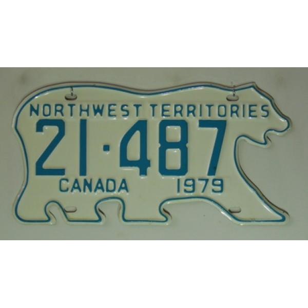 Kanadská Bear spz